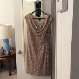 Party dress shines
